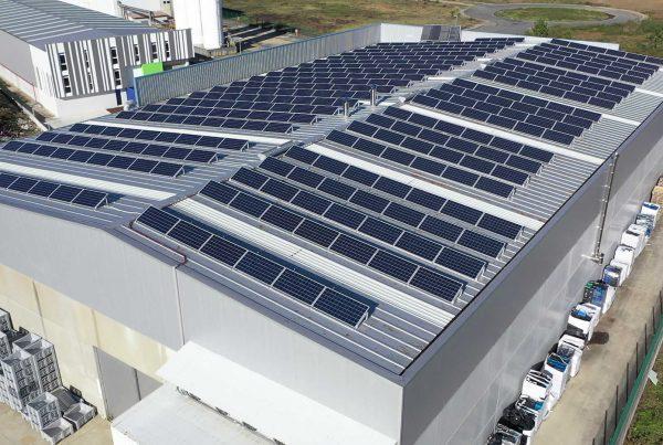 Instalación de autoconsumo fotovoltaico en Porto Muíños, A Coruña - EDF SOLAR