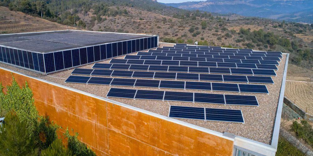Instalación de autoconsumo en bodega Torres del Priorat, Tarragona - EDF SOLAR
