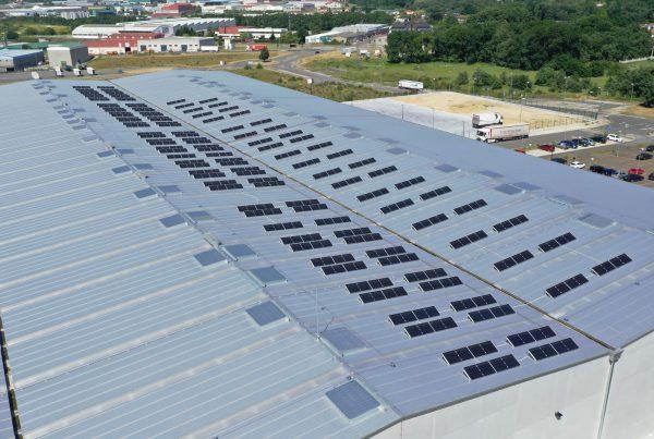 Instalación de autoconsumo en empresa Grupo Cuevas, Ourense - EDF Solar