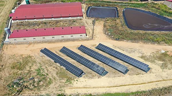 Instalación de autoconsumo fotovoltaico en Inversiones Colías Benito - EDF Solar