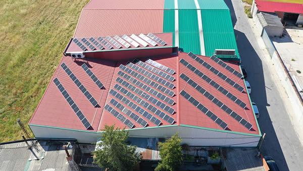 EDF SOLAR - Instalación de autoconsumo fotovoltaico en Cuellarana de Patatas