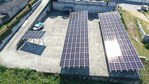 Eidf Solar - Instalación de autoconsumo fotovoltaico en Hotel Bosquemar
