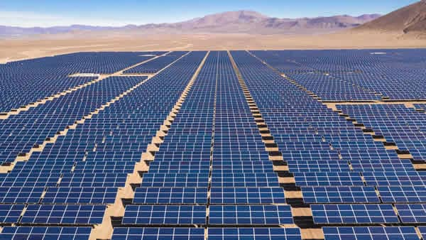 Planta de generación fotovoltaica para PPA