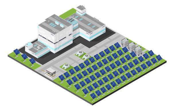 Autoconsumo Fotovoltaico Industrial - EDF SOLAR