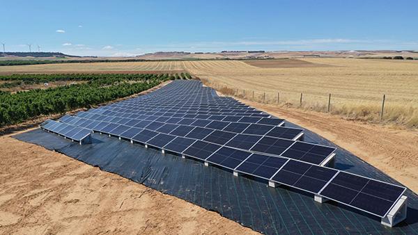 Instalación de autoconsumo fotovoltaico en Bodegas Copaboca