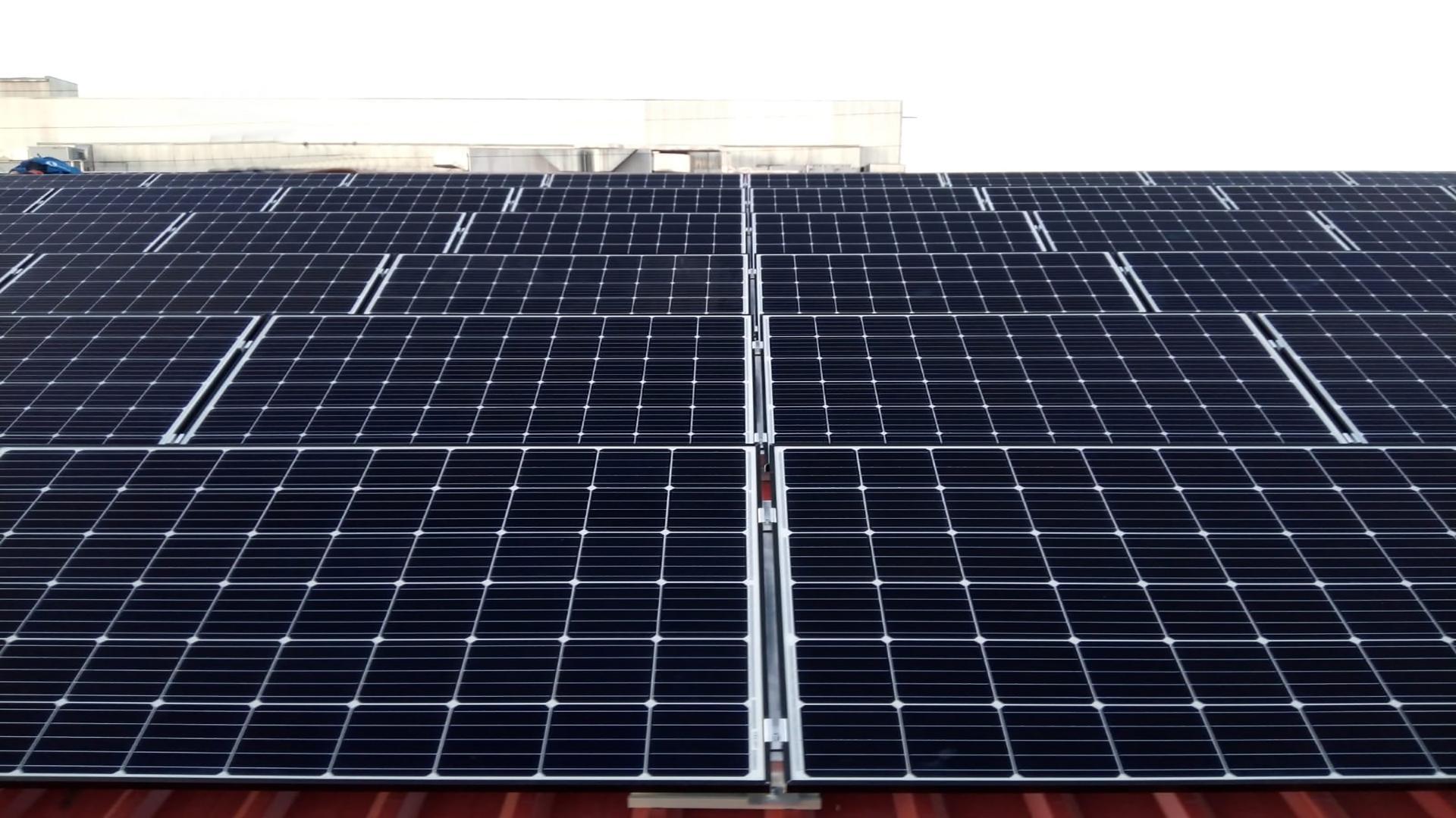 Instalación de autconsumo fotovoltaico en Industrias Vascoal
