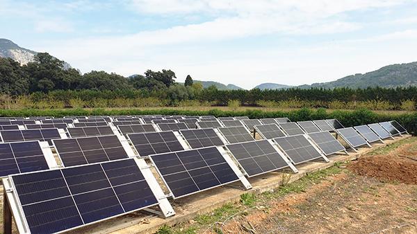 Instalación de autoconsumo fotovoltaico en Forch Med | EDF Solar