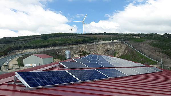 Instalación de autoconsumo fotovoltaico en Gateira| EDF Solar