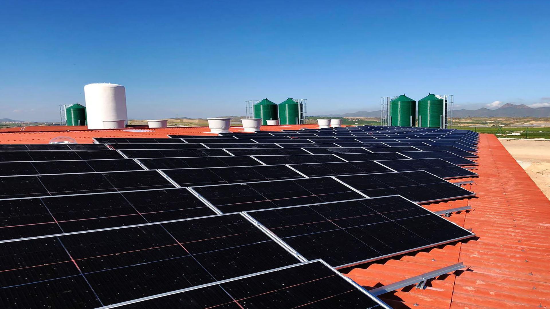 Instalación de autoconsumo fotovoltaico en Ingaser | EDF Solar