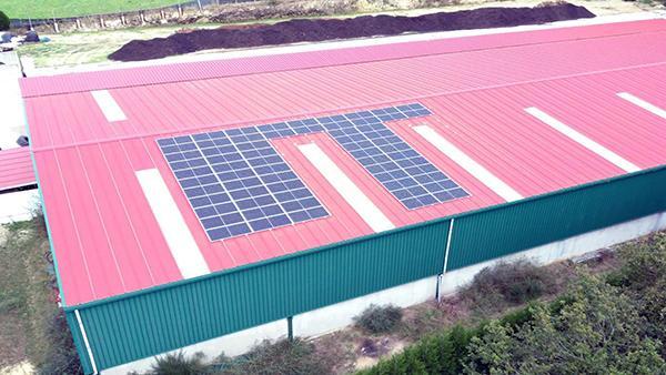 Instalación de autoconsumo fotovoltaico en Verdesana | EDF Solar