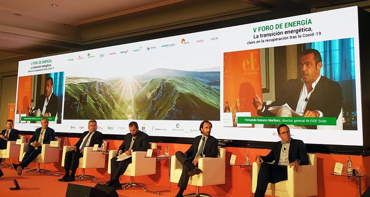 Foro Energía El Economista - EDF SOLAR