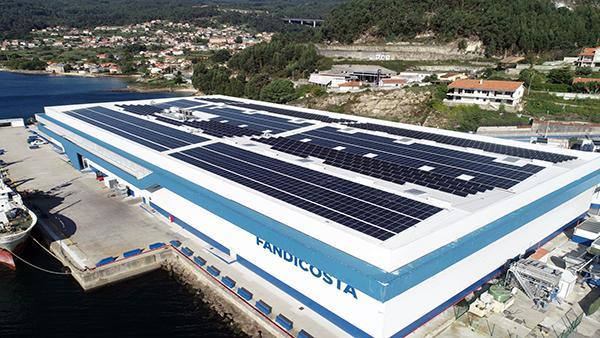 Instalación de autoconsumo fotovoltaico en Fandicosta | Eidf Solar