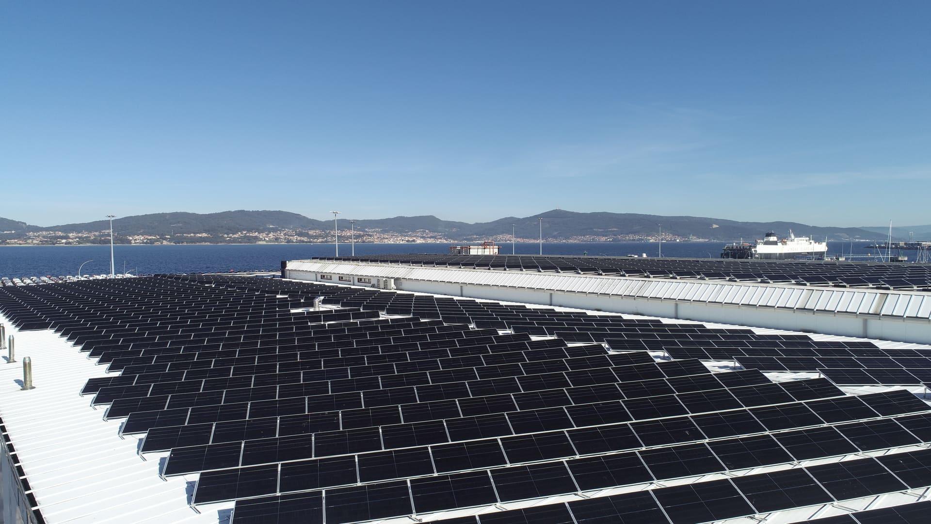 Instalación de autoconsumo fotovoltaico en Iberconsa | EDF Solar