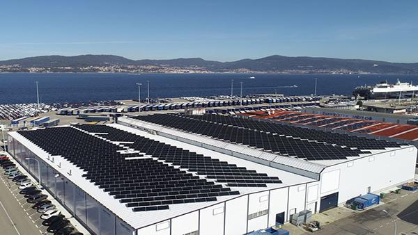 Instalación de autoconsumo fotovoltaico en Iberconsa | Eidf Solar