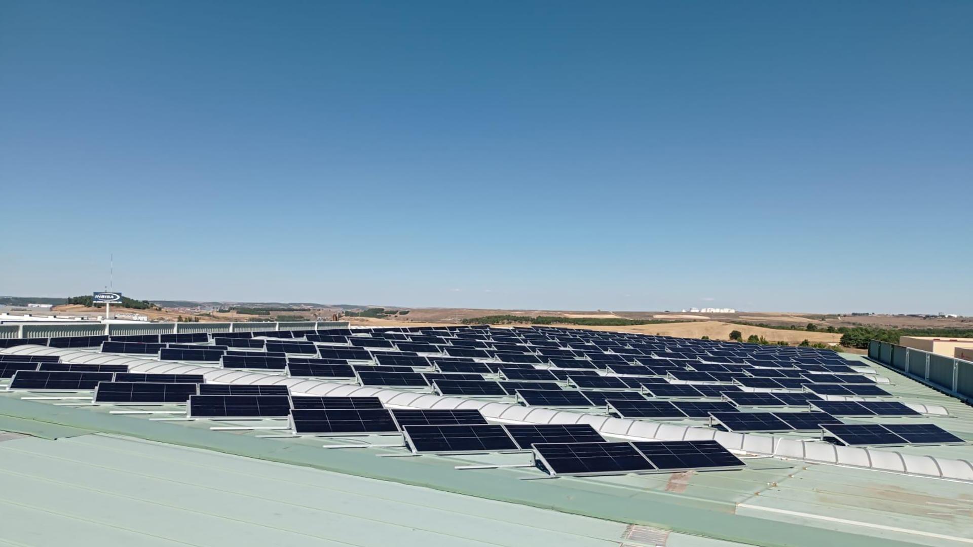 Instalación de autoconsumo fotovoltaico en Vyrsa | EDF Solar