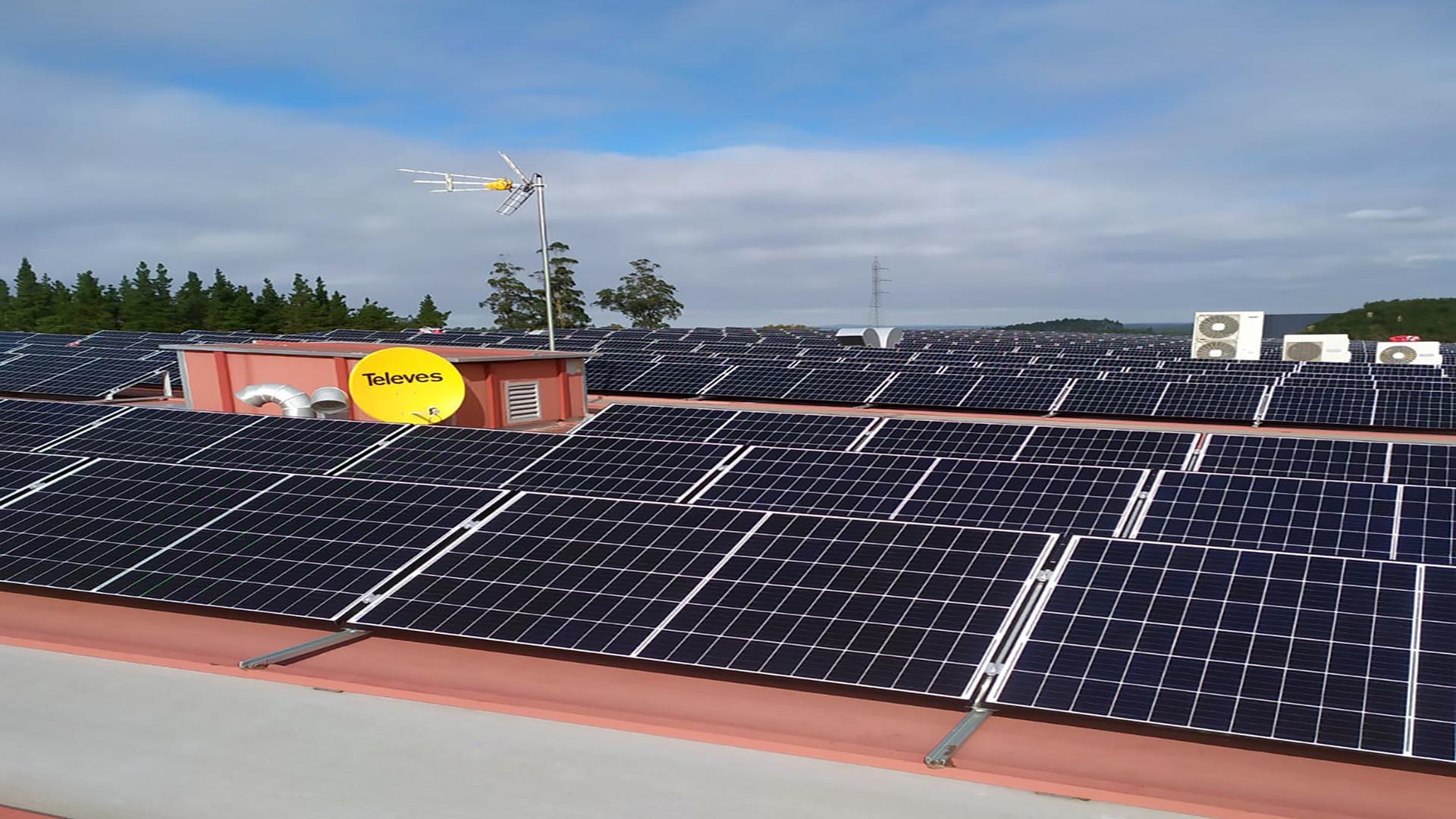Instalación de autoconsumo fotovoltaico en Moonoff | EDF Solar
