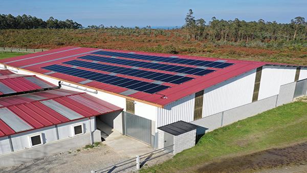 Instalación fotovoltaica de autoconsumo en Fundación Equinoterapia | Eidf Solar