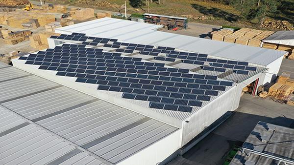 Instalación de autoconsumo fotovoltaico en Hermanos García Rocha | Eidf Solar