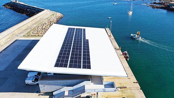Instalación de autoconsumo fotovoltaico en Cofradía Lira | EDF Solar