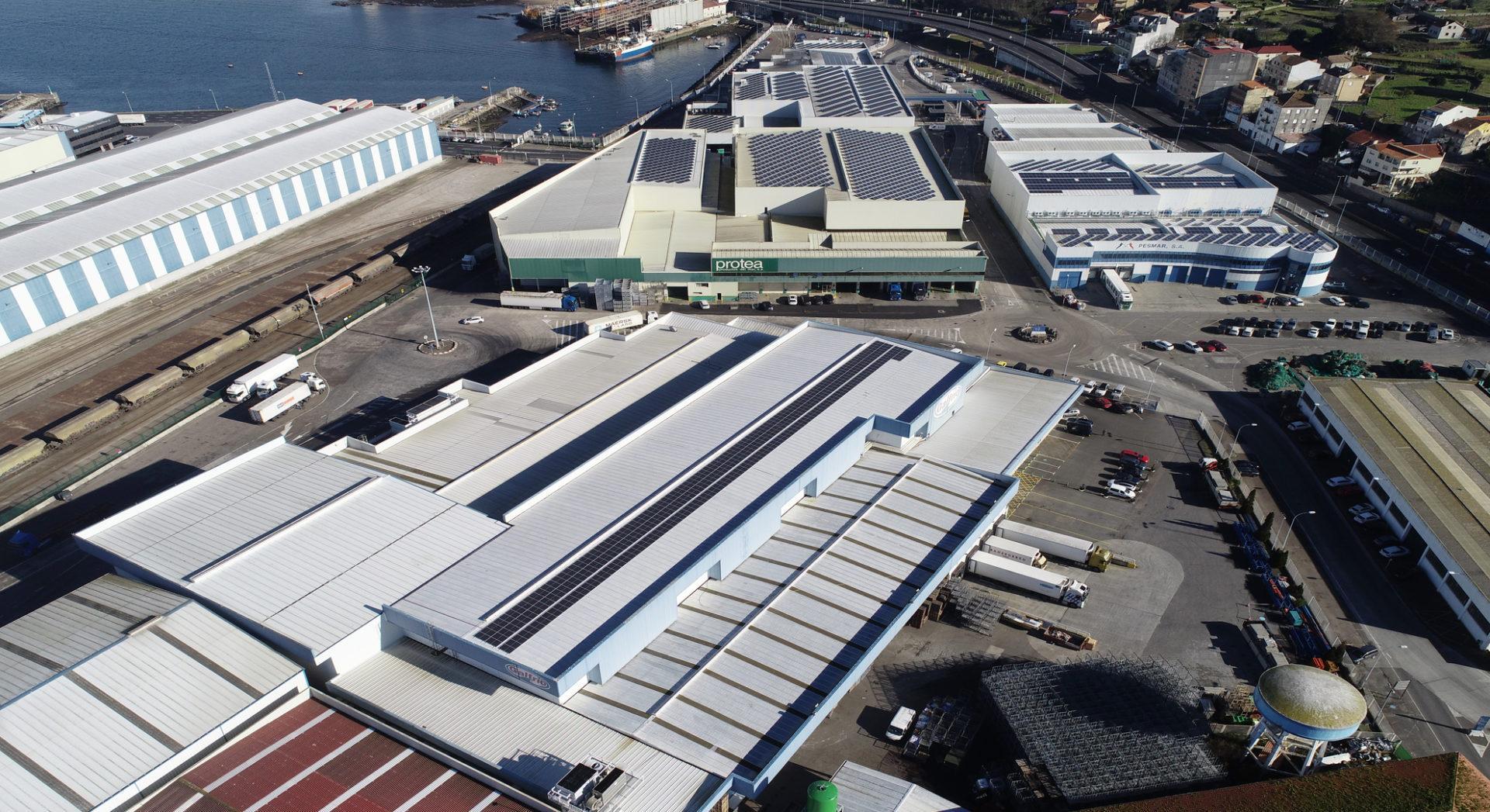 Instalación autoconsumo fotovoltaico en Galfrío | EiDF Solar