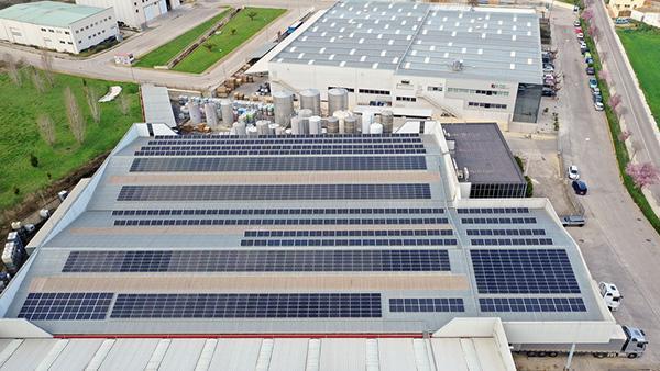 Instalación de autoconsumo fotovoltaico en IADA | EIDF Solar