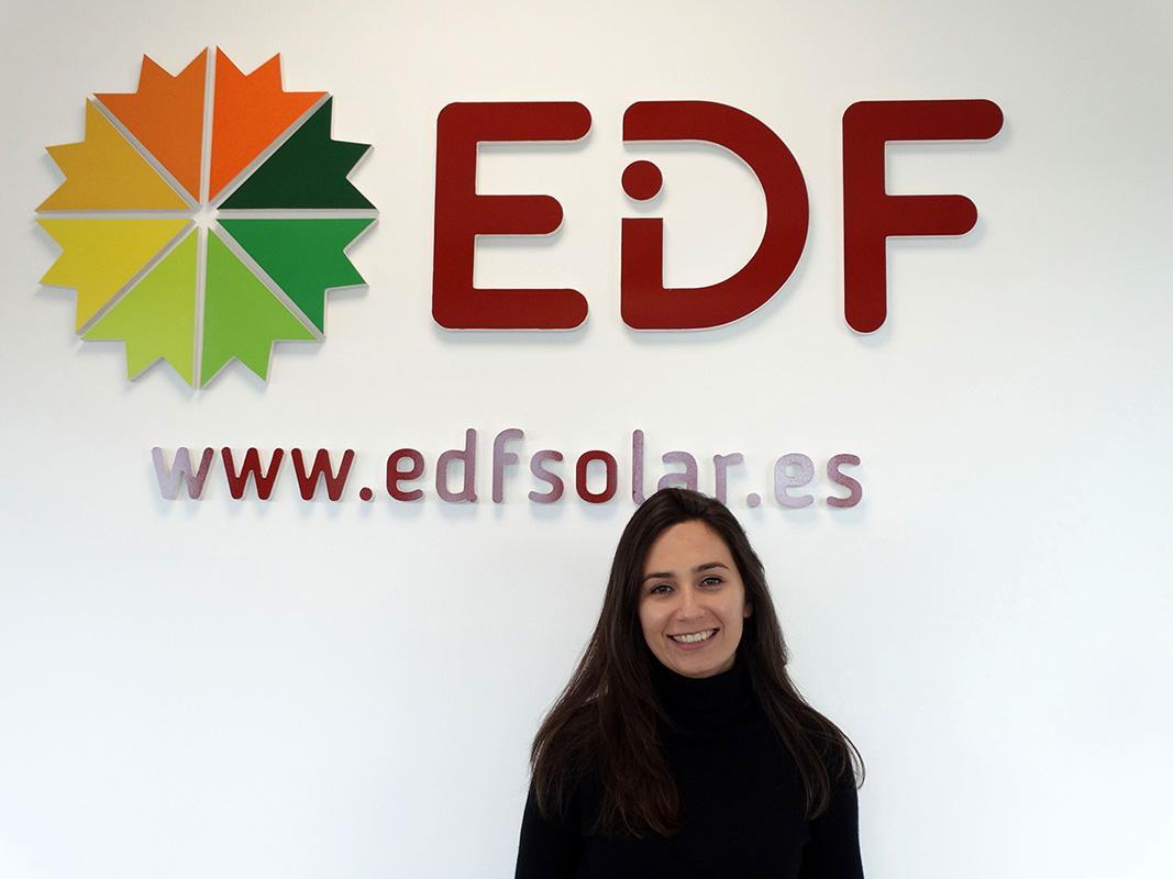 Xoana Mariño, ingeniera de Generación