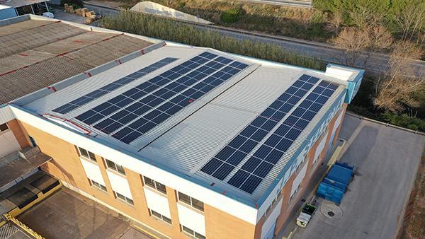Instalación de autoconsumo fotovoltaico en Aquisel | EIDF Solar