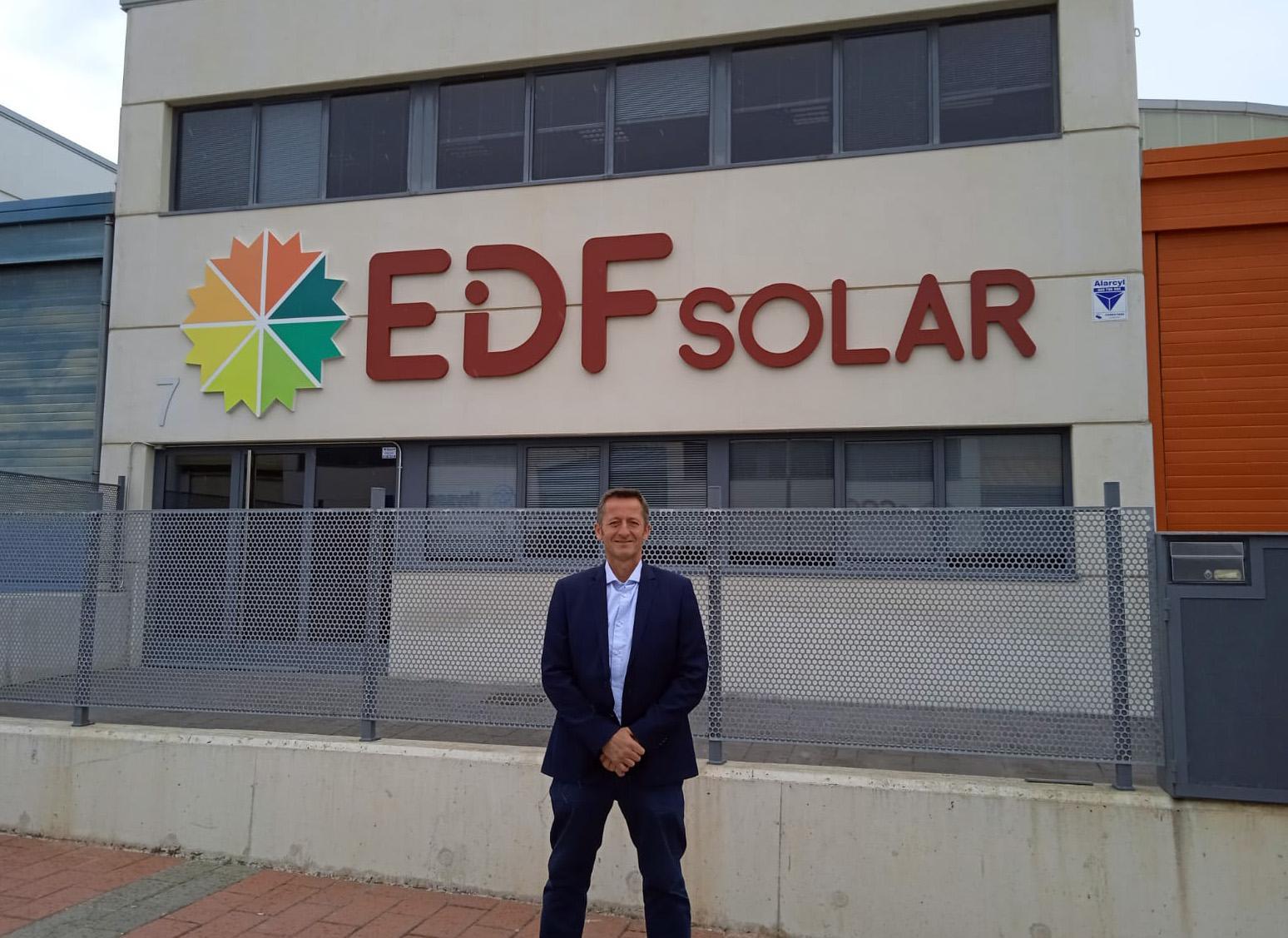Delegado comercial EiDF Castilla y León