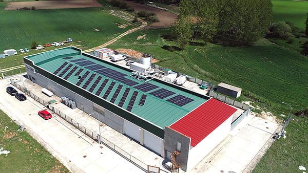 Instalación de autoconsumo fotovoltaico en Cochinillo Segoviano   EiDF