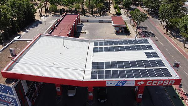 Instalación de autoconsumo fotovoltaico en ES La Sirena   EiDF