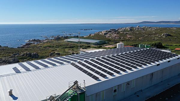 Instalación autoconsumo fotovoltaico en Cocedero Barrañamar | EiDF