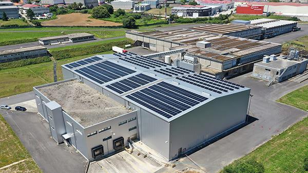 Instalación autoconsumo fotovoltaico en Fricosa | EiDF