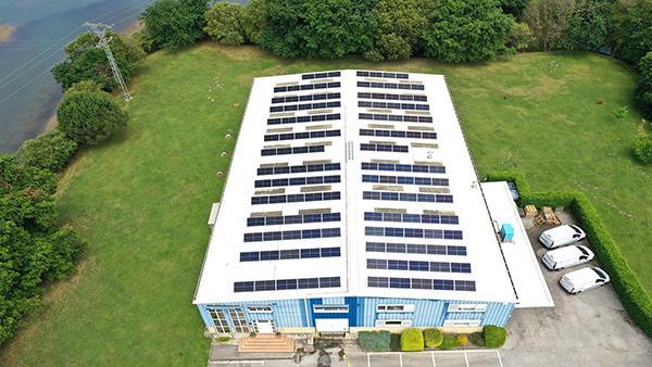 Instalación fotovoltaica de autoconsumo en Maribel Santiañez | EiDF