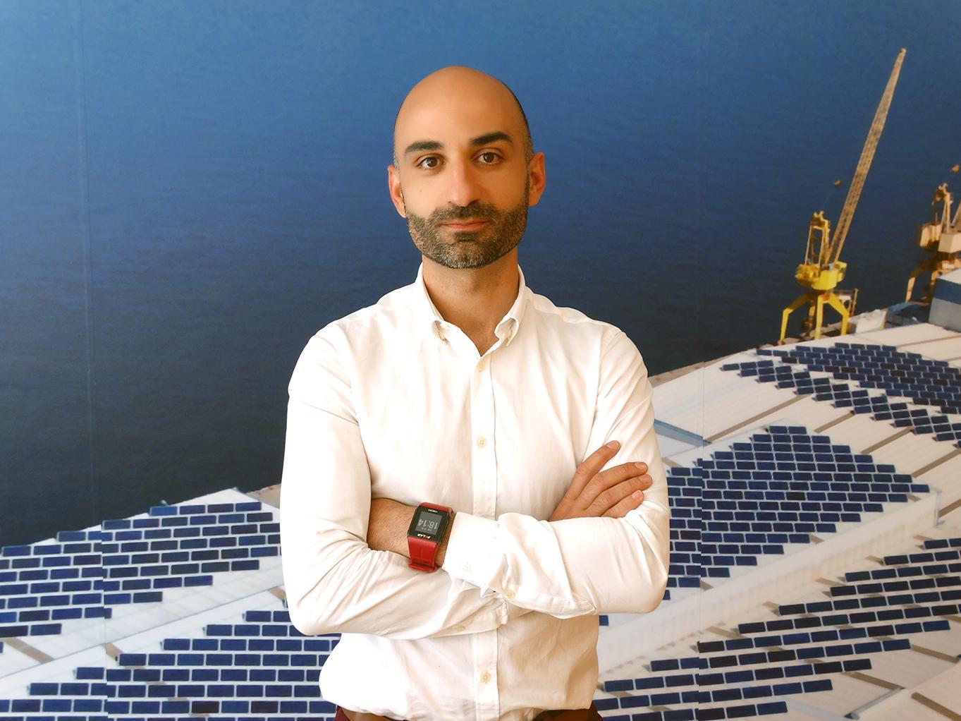 Manuel Solla- director Operaciones de EiDF