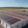 Instalación fotovoltaica de autoconsumo en Granja Avícola San Antonio | EiDF