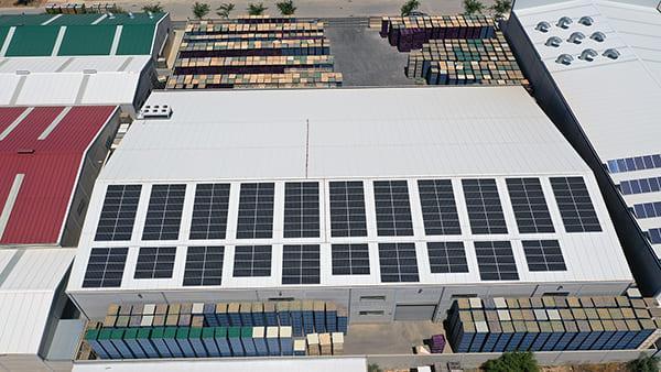 Instalación de autoconsumo fotovoltaico en Agrícola Hermanos Castiajo | EiDF