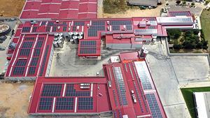 Instalación fotovoltaica autoconsumo en Valle de San Juan | EiDF