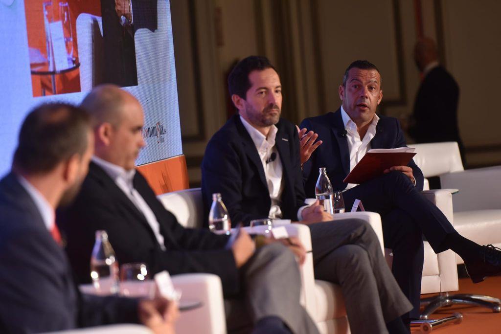 Fernando Romero, EiDF, en VI Foro Energía elEconomista