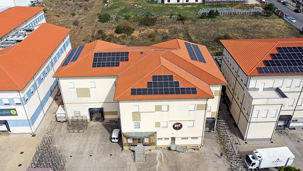 Instalación fotovoltaica autoconsumo en Ángel Martín e Hijos   EiDF