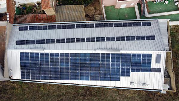 Instalación de autoconsumo fotovoltaico en Confitería Asturias   EiDF