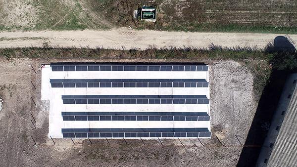 Instalación de autoconsumo energético en Marino Guijarro   EiDF