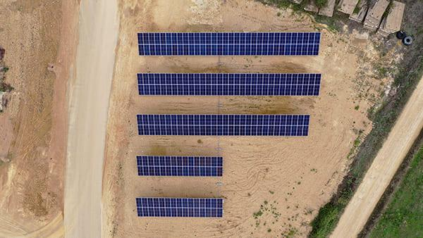 Instalación de autoconsumo energético en Materiales Construcción Sierra de Francia   EiDF